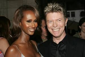 David Bowie's Supermodel Wife Shares Rare Image of Couple's Beautiful Daughter