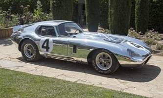 lengthened shelby daytona coupe 427 going into limited production
