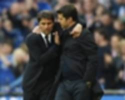 Pochettino: No issue with Conte ahead of London derby