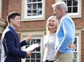 half of second homes snapped up by wealthy baby boomers