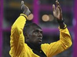 Usain Bolt will never be replaced claims Mitchell-Blake