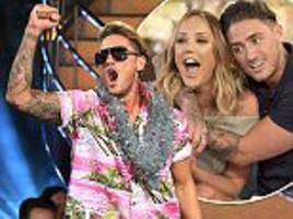 Stephen Bear 'in talks' to re-enter the CBB house