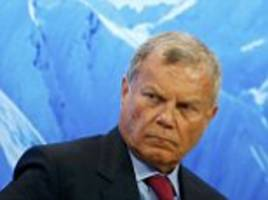 Growth slows for Martin Sorrell's advertising giant WPP