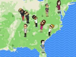 Snapchat is using the solar eclipse to show off the real potential of its maps feature (SNAP)