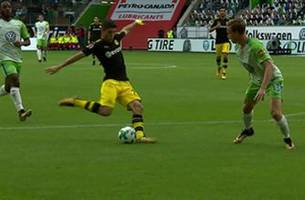 americans abroad: christian pulisic scores dortmund's first goal of the season