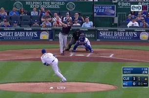 HIGHLIGHTS: Jay Bruce hits two homers for Tribe in 9-1 win