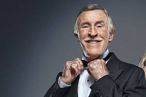 Remembering Bruce Forsyth