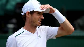 us open: andy murray hopeful of overcoming hip problem to compete in new york