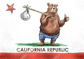 calexit 3.0: new petition calls for cali secession...3rd time's a charm?