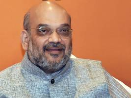 Amit Shah to hold meet of BJP-ruled states' CMs on Monday