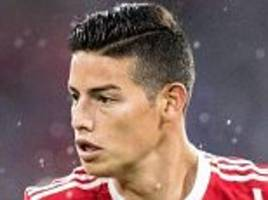 bayern munich's move for james rodriguez revealed