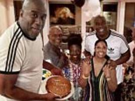 magic johnson rents $2m luxury yacht for 58th b-day