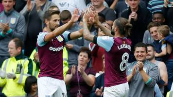 aston villa earn first championship win of season