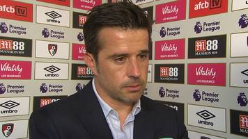 Bournemouth 0-2 Watford: Marco Silva pleased by Hornets 'character & confidence'