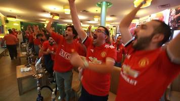 manchester united fan club in iraq - more than football