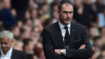 Swansea City 0-4 Manchester United: Paul Clement disappointed with harsh scoreline