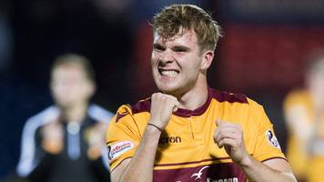 motherwell: keith lasley warns clubs over chris cadden bids