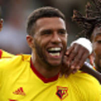 richarlison, capoue lead watford to win