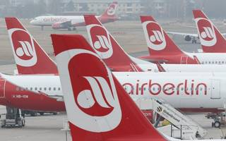 german officials raise concerns over insolvent airline air berlin