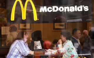 mcdonald's faces its first strike in the uk
