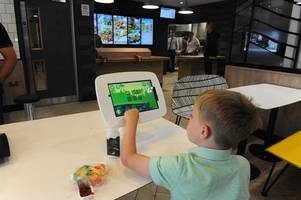 Look around as last McDonald's in Hull to get digital makeover reopens