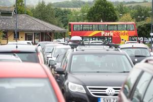 Why you should avoid driving in to Bristol city centre this weekend
