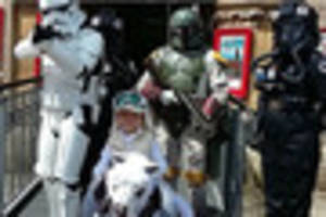 Chance to train as a Jedi at Star Wars event in Torquay