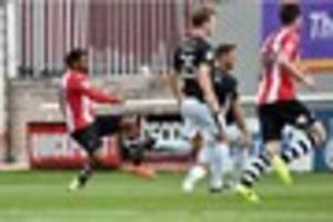 Fans react to Exeter City's hard-fought win over Lincoln City