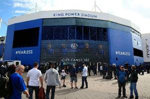 leicester city fans angry after they miss start of brighton match due to 'season ticket problem'