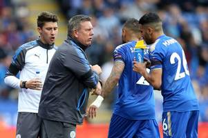 leicester city injury news: updates on vardy, drinkwater, iheanacho and mendy