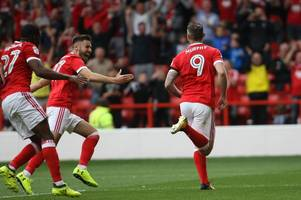 'nottingham forest were brilliant' - watch paul taylor on reds win against middlesbrough