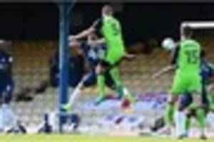 how the plymouth argyle players rated in the 1-1 draw away to...