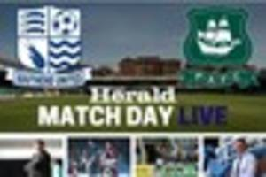 Southend United v Plymouth Argyle - Match Day Live: Pilgrims at...