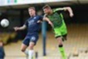 southend united 1 plymouth argyle 1: ryan edwards equaliser earns...