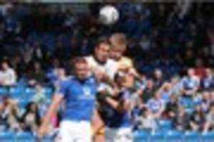 chesterfield 2, port vale 0 live action and reaction as fans vent...