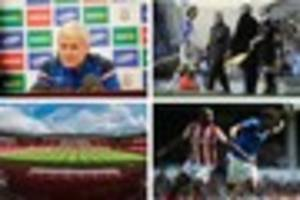Stoke City matchday LIVE: All the latest Potters news and...