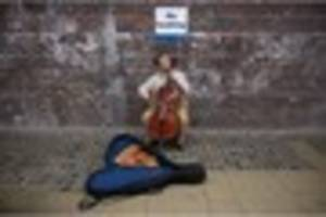 are cornwall's buskers marvelous minstrels or a simply noisy...
