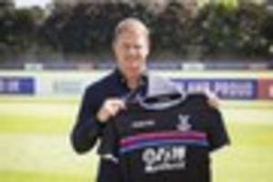 Crystal Palace's plans to upgrade training ground rejected but...