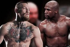 floyd mayweather vs conor mcgregor: where you can watch fight in cambridge