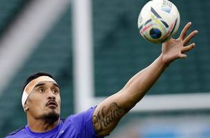 All Black star Kaino returns home to deal with 'personal matter'