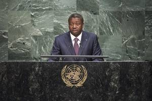 togo forces use teargas against protesters seeking end to 50-year ruling dynasty