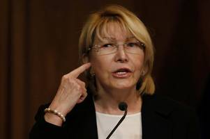 Venezuela's ousted chief prosecutor flees to Colombia