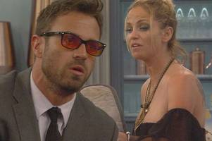 CBB's Sarah Harding and Chad Johnson embroiled in HUGE fight just hours after becoming official couple