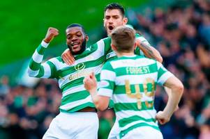 Celtic ace Olivier Ntcham wouldn't look out of place at Barcelona says Brendan Rodgers