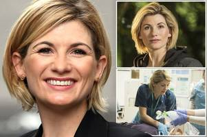 jodie whittaker on her doctor who secret: 'i didn't even tell dad i was the time lord'