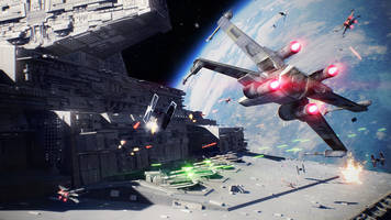 battlefront 2 looks like it'll have every star wars spaceship in it