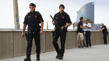 Barcelona attack: Government says terror cell dismantled