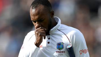 England v West Indies: Michael Vaughan says series will be 'sad to watch'