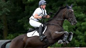 European Eventing Championships: Great Britain lead in Strzegom
