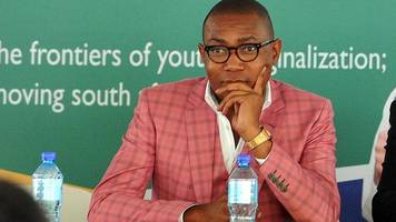 South Africa minister Mduduzi Manana resigns over assault claim